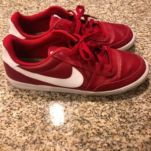 Red Nike Sneakers (Grand Terrance Model)